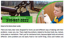Fix Home Locks in Palos Verdes Estates - Click here to download